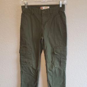 Boys Levi's Taper Cargo Pants.